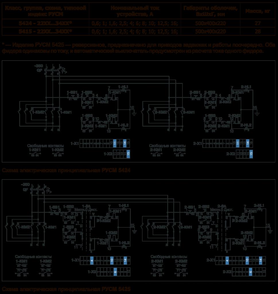 РУСМ схема 11