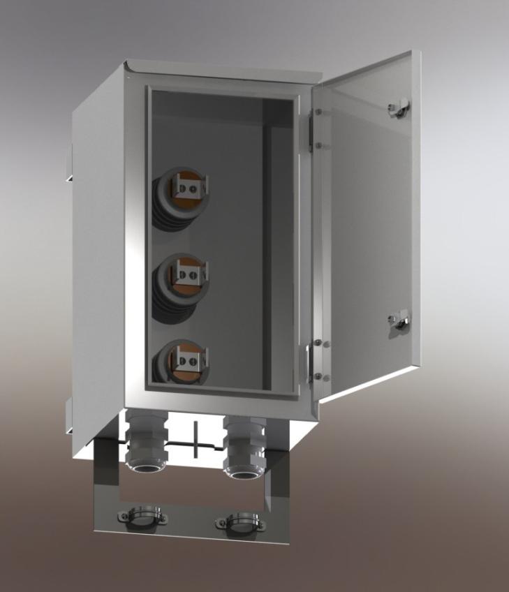Высоковольтное устройство подключения ВУП(ШВС)-6(10)